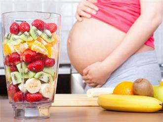 Muốn con sinh ra có chiều cao vượt trội thì trong lúc mang thai mẹ bầu hãy thường xuyên ăn 5 loại quả này