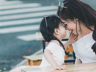 Nếu muốn cô con gái bé bỏng lớn lên được nhiều người yêu thương, quý mến thì ngay từ nhỏ cha me hãy dạy điều này