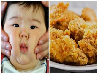 TOP 5 loại thực phẩm mẹ tuyệt đối không được cho con ăn vào buổi tối kẻo rước bệnh vào người của con