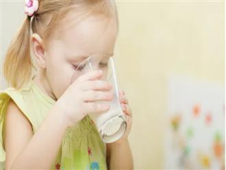 Nhiều trẻ thiếu máu vì... quá chăm uống sữa