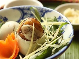 Ăn trứng vịt lộn theo cách này có thể thành ... thuốc độc