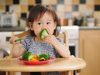 Bổ sung canxi cho trẻ vào mùa hè, mẹ đừng bỏ qua 7 loại rau củ này, lượng canxi còn cao hơn cả sữa