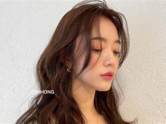 Để 5 kiểu tóc này thì chị em rất nên nhuộm nâu cho trẻ trung, sang chảnh hơn nữa