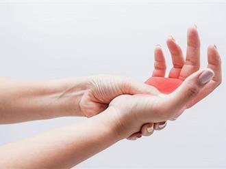 Có 4 dấu hiệu này xuất hiện trên bàn tay, cảnh báo mạch máu bị tắc nghẽn