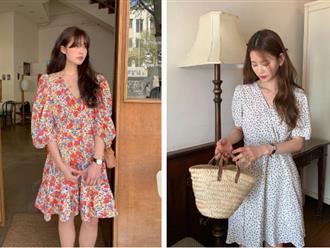 """3 mẫu váy trẻ trung và ăn ảnh hơn cả váy trắng, ngắm là muốn """"hốt"""" trọn về nhà"""
