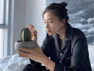 """Kiểu tóc búi khiến nàng 30+ nào cũng rén, nhưng Ngô Thanh Vân 42 tuổi vẫn áp dụng """"ngon nghẻ"""""""