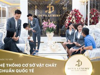 Viện thẩm mỹ Diva lọt Top spa, thẩm mỹ viện uy tín tại Sài Gòn