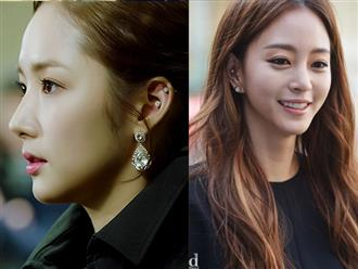 """Loạt mỹ nhân 8x không ngại """"đu"""" mốt xỏ nhiều khuyên tai, ngạc nhiên nhất là hai ngọc nữ Song Hye Kyo và Son Ye Jin"""