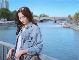 HH Thu Thảo chuyên diện 3 màu trang phục tươi tắn này, bảo sao lúc nào cũng đẹp dịu dàng và trẻ hơn tuổi
