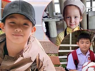 Loạt Alpha Kid đình đám nhà sao Việt thì ra đều có một điểm chung này, nhìn qua đã biết được bố mẹ dạy dỗ quá khéo