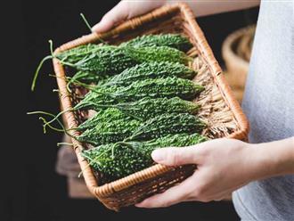 Mua mướp đắng về đừng nấu chín, hãy dùng theo cách này bạn sẽ thấy sức khỏe thay đổi đáng kể trong thời gian ngắn