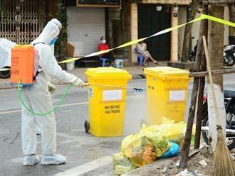 Cách khử khuẩn, quản lý chất thải khi cách ly F0, F1 tại nhà