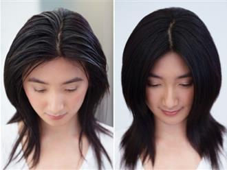 5 cách làm tóc trông dày và bồng bềnh hơn chỉ dưới 5 phút, nhan sắc thăng hạng tức thì