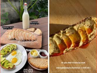Thực đơn giảm cân sao Vbiz khi ở nhà: Thông minh khi chọn 6 món vừa ngon vừa đốt cháy mỡ thừa