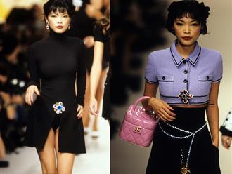 Siêu mẫu gốc Việt từng là bạn diễn của Chương Tử Di: Từ cô bé tự ti đến nàng mẫu tỏa sáng rực rỡ tại show Chanel