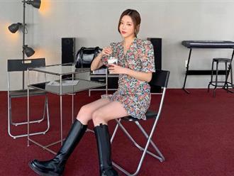 10 công thức diện váy hoa xinh mê tơi từ hội gái Hàn, phải lưu ngay để Hè này còn áp dụng