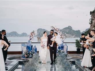 Điểm danh 3 cặp vợ Việt - chồng Tây: Nhan sắc và tài năng đều 'không phải dạng vừa', mỗi lần xuất hiện dân mạng 'đổ đứ đừ'