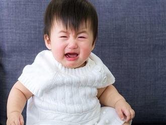 Cha mẹ sẽ hết lo lắng khi trẻ khóc nếu biết 6 lợi ích này