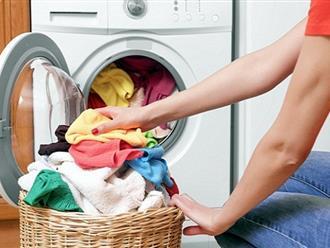 Hội chị em nên tránh 7 điều 'đáng quan ngại' này khi giặt ủi