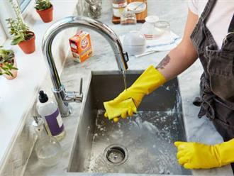 7 điều không bao giờ nên làm với nước rửa bát nhưng rất nhiều người mắc, đặc biệt là số 2