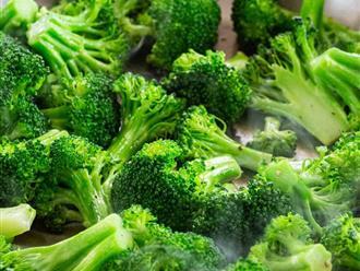 Những người ăn cần tây và bông cải xanh mà cảm thấy đắng thì có ít nguy cơ mắc Covid-19 hơn