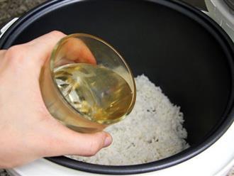Nấu cơm bằng loại nước này sẽ tốt hơn gấp bội dùng nước lọc, ngừa được cả lão hóa lẫn ung thư, tim mạch