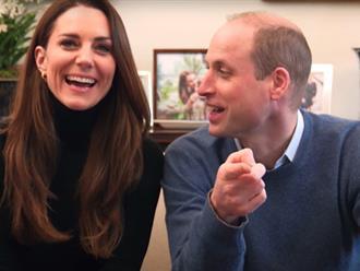 Vợ chồng Công nương Kate ra mắt kênh Youtube riêng, mở đầu clip giới thiệu bằng câu nói ám chỉ đến nhà Meghan