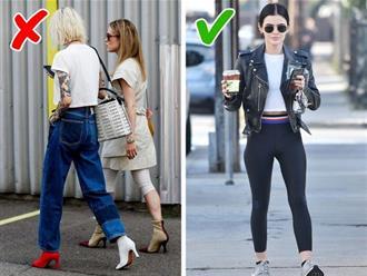 9 sai lầm phổ biến chị em thường mắc phải khi mặc quần legging