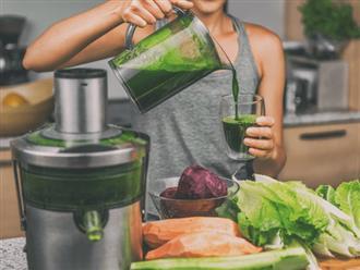 Đồ uống giảm cân đẹp da: 8 loại sinh tố nếu chăm chỉ uống mỗi ngày 1 loại sẽ giúp chị em thay đổi sắc vóc diệu kỳ