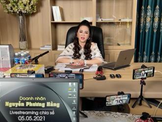 """Ơn trời, cuối cùng bà Phương Hằng - vợ Dũng """"lò vôi"""" cũng thừa nhận """"mất ngủ, sụt ký do livestream để được dư luận chú ý"""", đáp trả câu hỏi vì sao gần đây thường xuyên gọi tên nghệ sĩ"""
