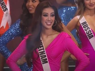 Trả lời câu hỏi về Covid-19, người đẹp Mexico đăng quang Hoa hậu Hoàn vũ 2020, Khánh Vân dừng chân ở Top 21