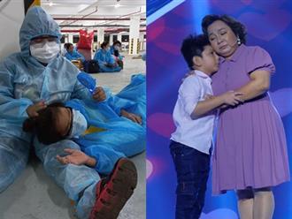 Tin vui: Diễn viên Kim Đào và con trai 10 tuổi đã chữa khỏi Covid-19 sau 14 ngày điều trị, dàn sao Vbiz thở phào!