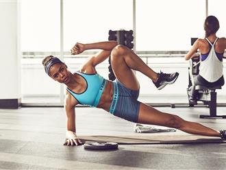 5 bài tập HIIT chỉ 10 phút giúp bạn đốt calo cả ngày và giảm mỡ bụng hiệu quả