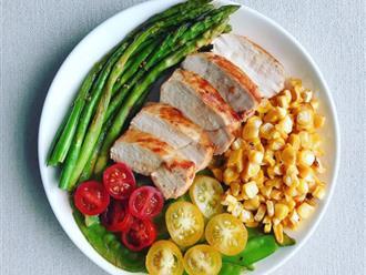 5 mẹo kiểm soát khẩu phần ăn giúp bạn giảm cân hiệu quả mà không bị đói