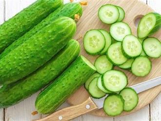 6 siêu thực phẩm vừa giải nhiệt vừa ngăn ngừa bệnh tật mùa nắng nóng