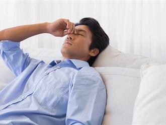 6 biểu hiện khi ngủ báo hiệu bệnh nguy hiểm