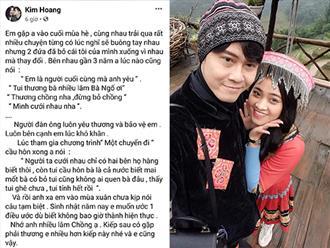 Sau 6 tháng diễn viên Hải Đăng qua đời, bạn gái xúc động viết tâm thư nhân ngày sinh nhật, lời ước nguyện khiến bao người rơi lệ