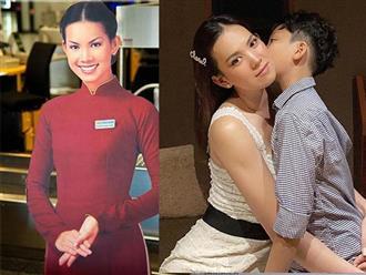 Cuộc sống bí ẩn của người phụ nữ từng là đại diện của Vietnam Airlines