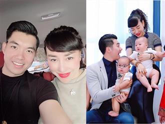 Chuyện giờ mới kể về người vợ xuất thân hào môn, hơn Trương Nam Thành 15 tuổi