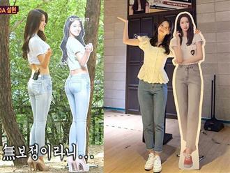 """Sao Hàn đọ sắc với chính standee của mình: Seolhyun - Yoona thành """"huyền thoại"""", Suzy - Lee Min Ho cùng lộ chung khuyết điểm"""