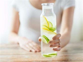 Mùa nắng nóng nên uống nước gì, uống như thế nào cho tốt?