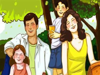 11 thói quen đơn giản của những gia đình hạnh phúc