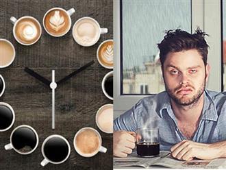 3 khung giờ trong ngày tuyệt đối không uống cà phê nếu không muốn rước bệnh vào người