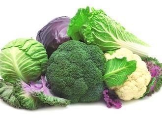 7 thực phẩm ngăn ngừa ung thư hiệu quả có sẵn trong gian bếp nhà bạn