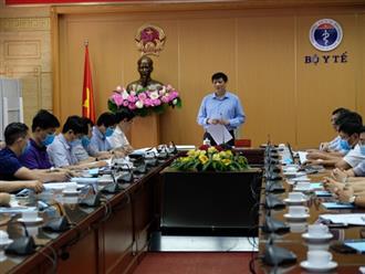 Bộ Y tế: Dịch Covid-19 tại Đà Nẵng đang rất phức tạp, tâm dịch được xác định tại 3 bệnh viện