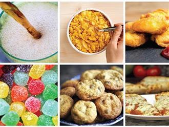 Chỉ ra tác hại của thực phẩm chế biến sẵn dựa trên nhật ký ăn uống của hơn 100.000 người