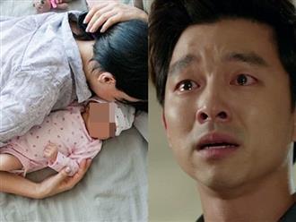 Nhân tình qua đời sau khi sinh, vợ tới bế con của cô ấy, nói một lời khiến chồng trào nước mắt