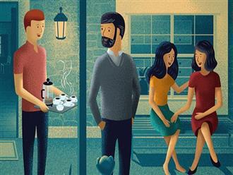 Chuyện đôi vợ chồng trẻ và bài học: Cố tìm lỗi sai của người khác là tự mang rác về nhà