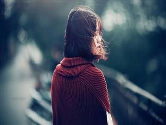 Là phụ nữ, bạn nên học cách giữ im lặng khi cần
