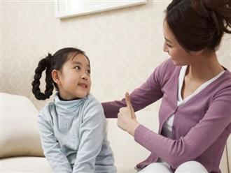 Thay vì la hét, cha mẹ thông minh chỉ cần dùng cách này để 'trị' con